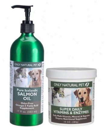 Only Natural Pet Daily Essentials For Pets - Basic