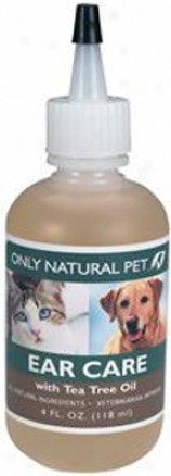 Only Natural Pet Ear Charge With Tea Tree Oil