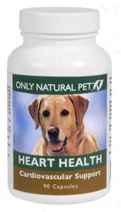 Only Natural Pet Heart Health 90 Ca;sules