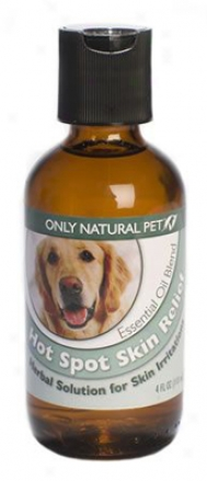 Only Natural Pet Hot Spot Husk Relief Oil