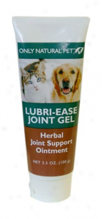 Only Natural Pet Lubri-ease Join Gel
