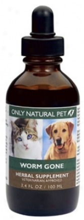 Only Natural Pet Para-gone Herbal Formula 2 Oz