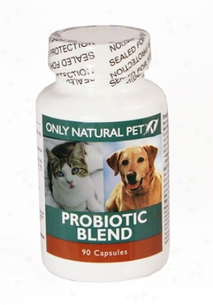 Only Natural Pet Probiotic Blend