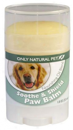 Only Natural Fondling Soothe & Shield Paw Balm