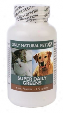Only Natural Pet Super Daily Greens