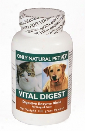 Only Natural Pet Vital Digest