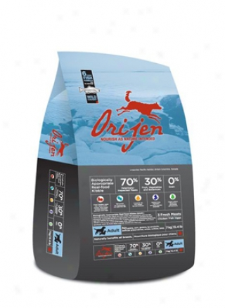Orijen Grain-free 6 Vivid Fish Dry Dog Food 29.7 Lbs