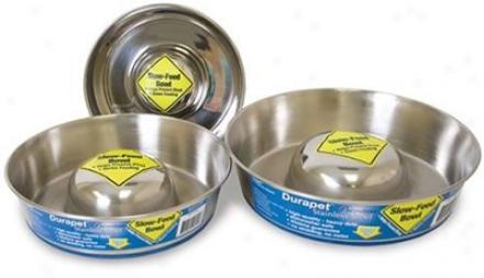 Our Pet's Dura0et Slow Feed Bowl Medium
