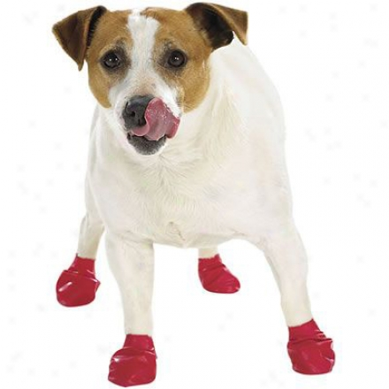 Pawz Biodegradable Natural Dog Boots Xxs