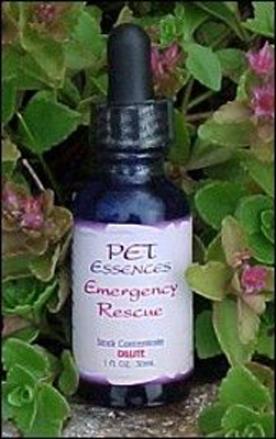 Pet Essences Emergency