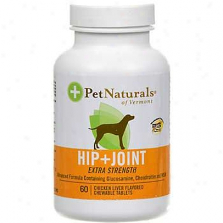 Pet Naturals Hip + Joint 120 Tablete