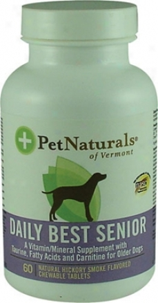 Pet Naturals Of Vermont Daily Best Senior