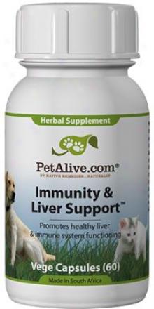Petalive Immunity & Liver Support