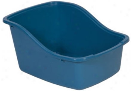 Petmate Hi-back Litter Pan Large (ss)