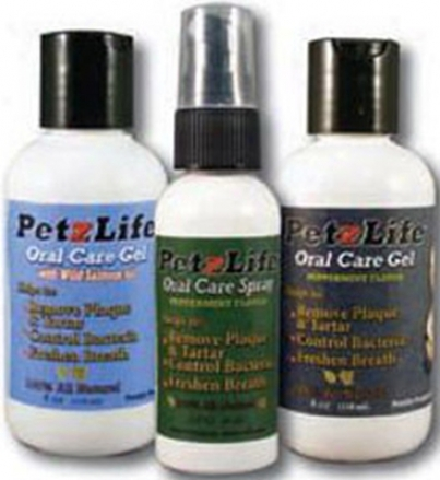 Petzlife Oral Anxiety Dental Gel 4 Oz