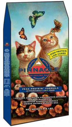 Pinnacle Cat Peak Protein 4.5 Lbs