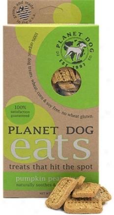 Planet Dog Eats Dog Treat Salmon Seafood Chowder 14 Oz