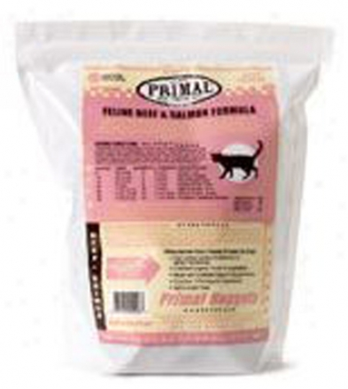 Primal Pet Foods Raw Cat Rabbitt Nuggets 4 Lbs
