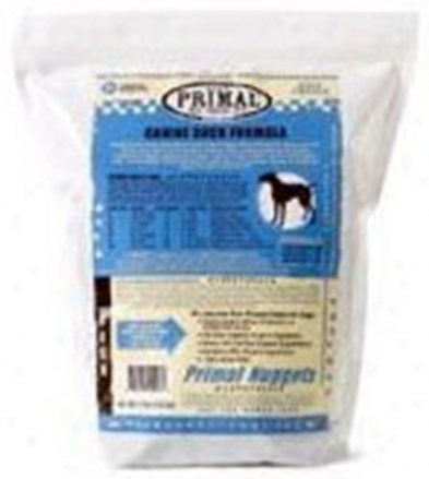 rPimal Pet Foods Raw Dog Immerse Nuggets 4 Lbs