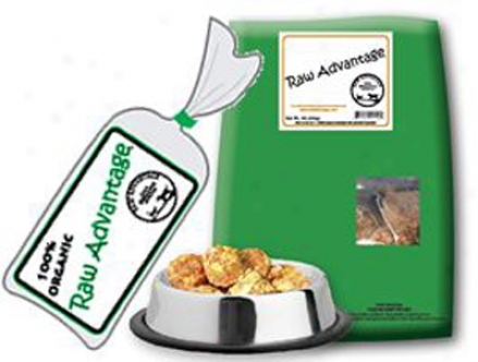 Raw Advantage Org Chicken Recipe For Dogs & Cats 1 Lb.