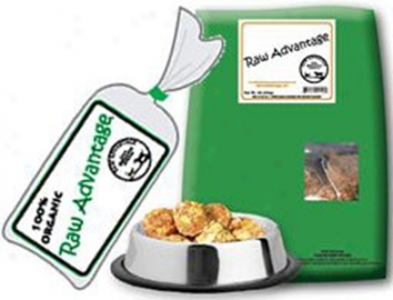 Raw Advantage Organic Special Care Raw Cat Chunk 1 Lb