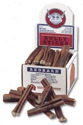 Redbarn Braided Bully Stick Dog Chew 12 In