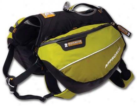 Ruff Wear Approach Pack Green Small (ss)