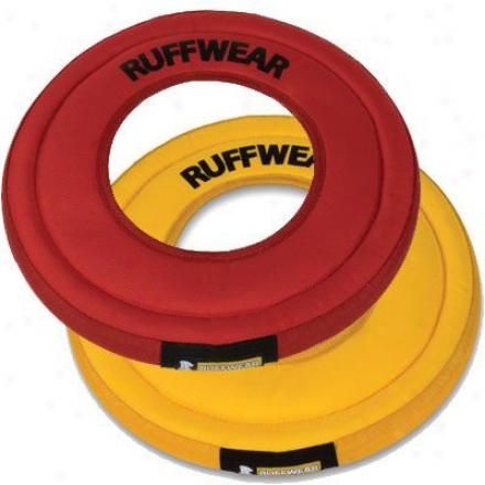 Ruff Wear Hydro Plane Dog Toy Dandelion Yellow (ss)