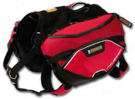 Ruff Wear Palisades Pack Red Big (ss)