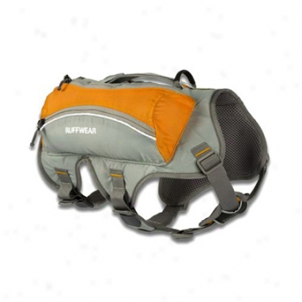 Ruff Wear Singletrak Dog Compress Orange Large (ss)