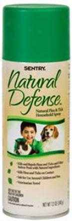 Sentry Natural Defense Flea & Tick Household Spray