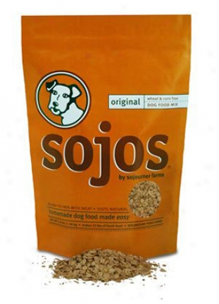 Sojos Original-style Dog Food Be joined 10 Lbs