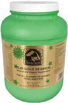 Solid Gold Seameal Powder 1 Lb