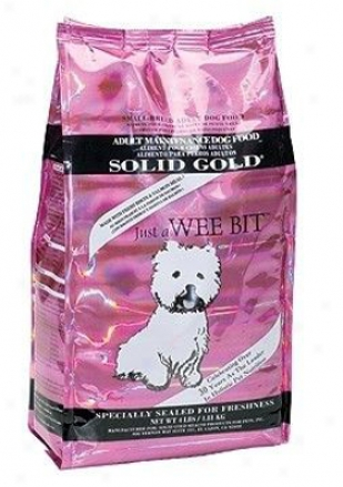 Solid Gold Wee Bit Dry Food 4 Lbs