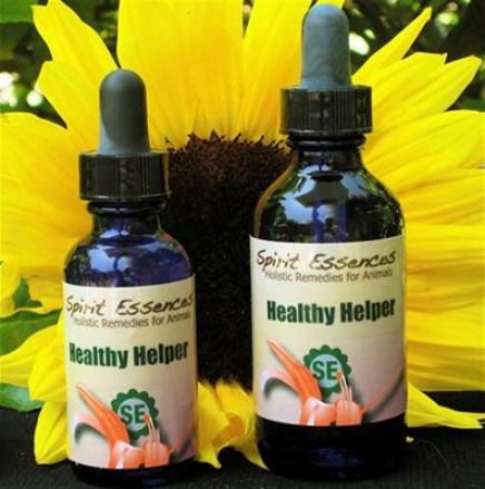 Spirit Essences Healthy Helper 2 Oz