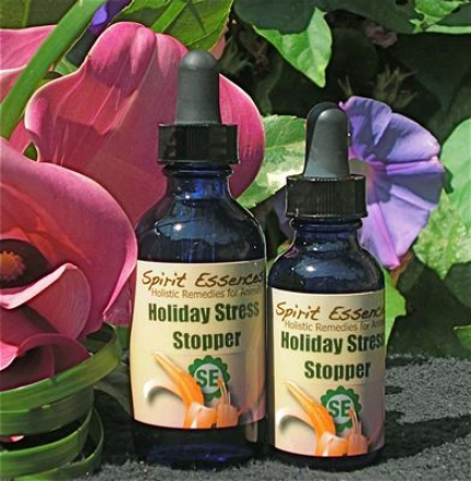 Spirit Essences Holiday Stress Stopper