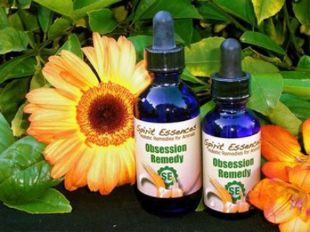 Spirit Essences Obsession Remedy 1 Oz Spray Top