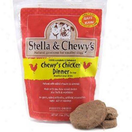 Stella & Chewy's Raw Freeze-dried Dog Surf N Turf 16 Oz