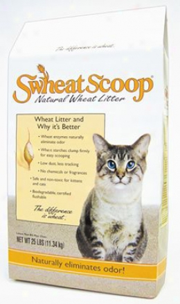Swheat Scoop Natural Wheat Litter 14 Lb.