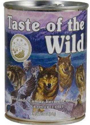 Taste Of The Wild Can Dog Wetlands 13.2 Oz