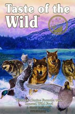 Taste Of The Wild Dry Dog High Prairie 5 Lbs