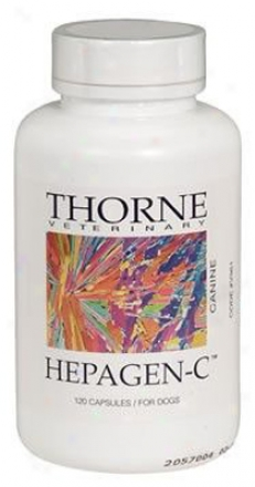 Thorne Research Hepagen-c