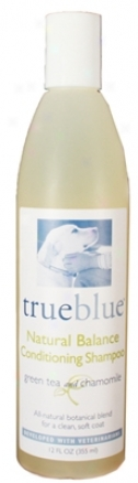Trueblue Natural Balance Cohditioning Shampoo