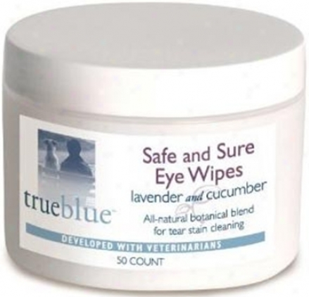 Trueblue Safe & Sure Eye Wipes
