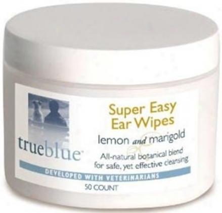 Trueblue Super Easy Ear Wipes