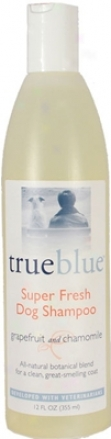 Trueblue Superfresh Shampoo