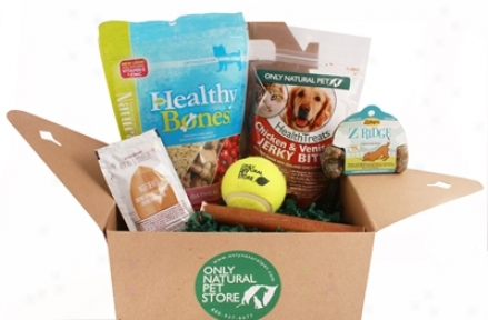 Tugboat's Doggy Treat Gift Box