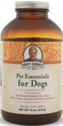 Udo's Choice Pet Essentials Support For Dogs