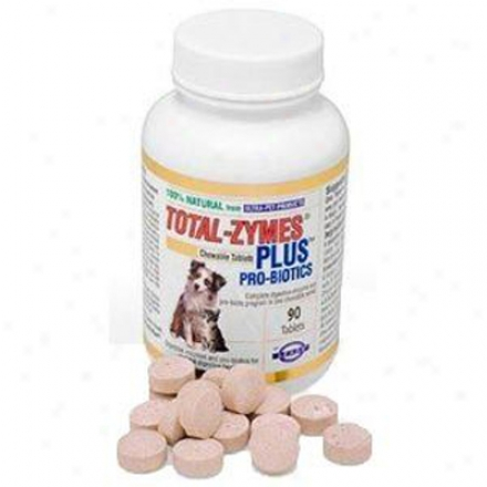 Ultra-pet Products Total-zymes Plus