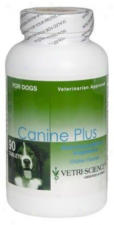 Vetri-science Canine Plus Beef Liver 270 Tablets